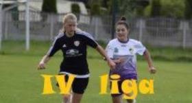 IV liga kobiet w Turku!