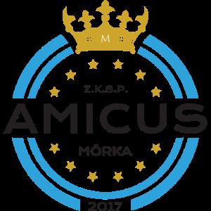 Herb klubu Amicus Mórka