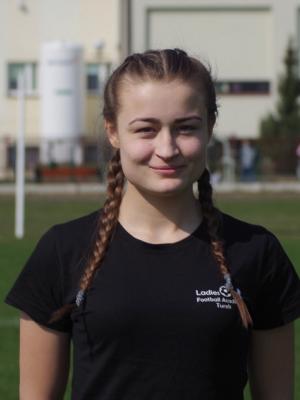 Zdjęcie członka Paulina  Witaszek w klubie Ladies Football Academy Turek
