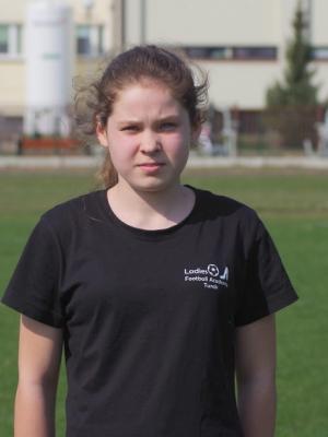 Zdjęcie członka Estera  Malesza  w klubie Ladies Football Academy Turek
