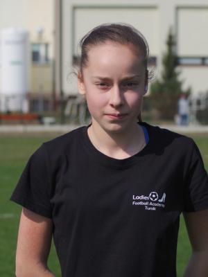 Zdjęcie członka Andżelika  Łukaszewska w klubie Ladies Football Academy Turek