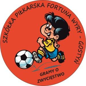 Herb klubu Szkółka Piłkarska Fortuna Wyry - Gostyń