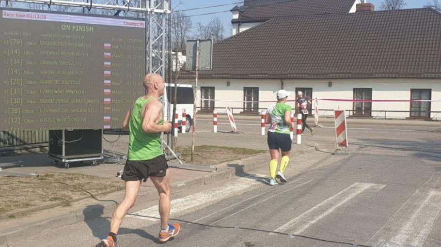 Sukces w Mistrzostwach Polski w Biegu 24-godzinnym