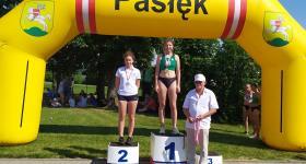 Weekend z medalem Mistrzostw Województwa U18 i U20