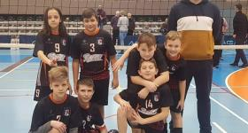 Olecko - turniej eliminacyjny w mini siatkówce