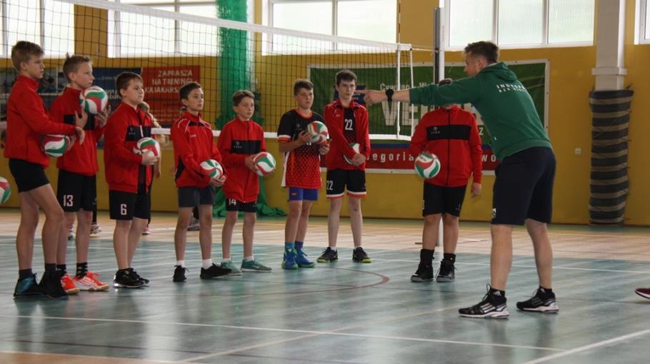 Trening z Indykpolem AZS Olsztyn