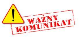 Koronawirus - zajęcia zawieszone
