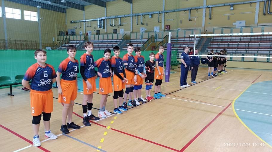 Zdjęcie grupowe drużyny Koszałek Węgorzewo