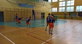 AZS UWM Olsztyn II pokonany