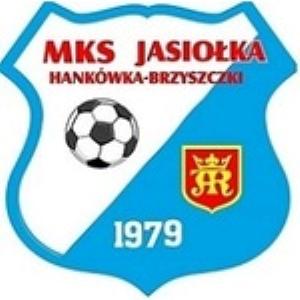 Herb klubu Jasiołka Hankówka-Brzyszczki