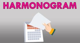 HARMONOGRAM ZAJĘĆ - LISTOPAD 2019
